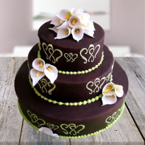 Beautiful Chocolate Moun...