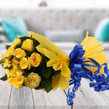 Send Yellow Flowers Online Yellow Flowers Delivery