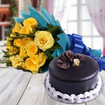Flowers And Chocolate Ca...
