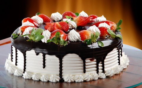 Delicious Black Forest F...
