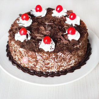 Black Forest 5-Star Cake