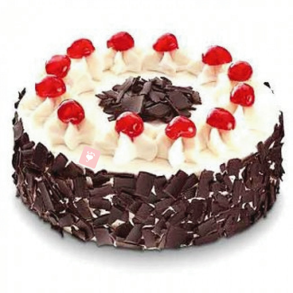 Black Forest Cake - 5 St...