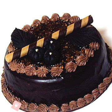 Dark Chocolate Cake - 5 ...
