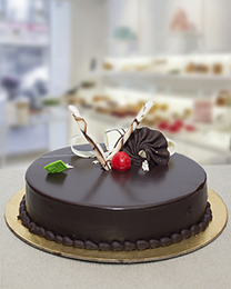 Rich Chocolate Truffle C...