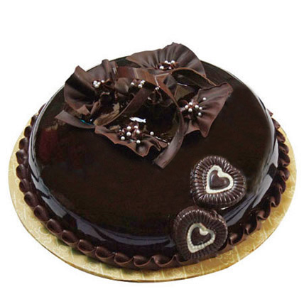 Rich Chocolate Velvety C...