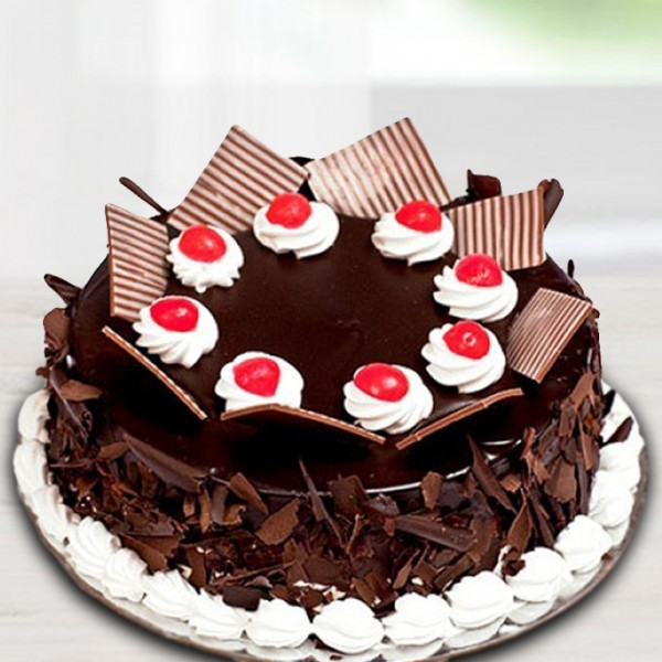Royal Black Forest Cake