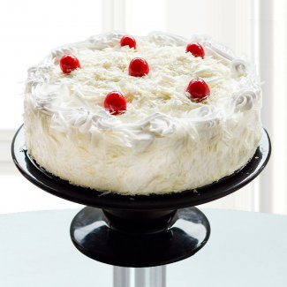 White Forest Cake - 5 St...