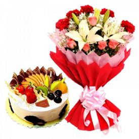 1kg Fruits cake 20 Bunch...