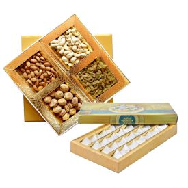 Dry Fruits with sweets