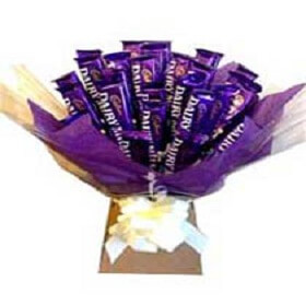 Bouquet of  16 pcs Dairy...