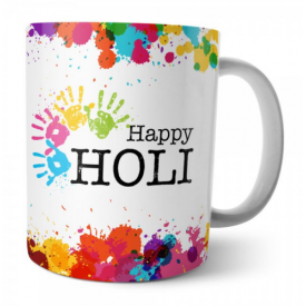 Holi special cup