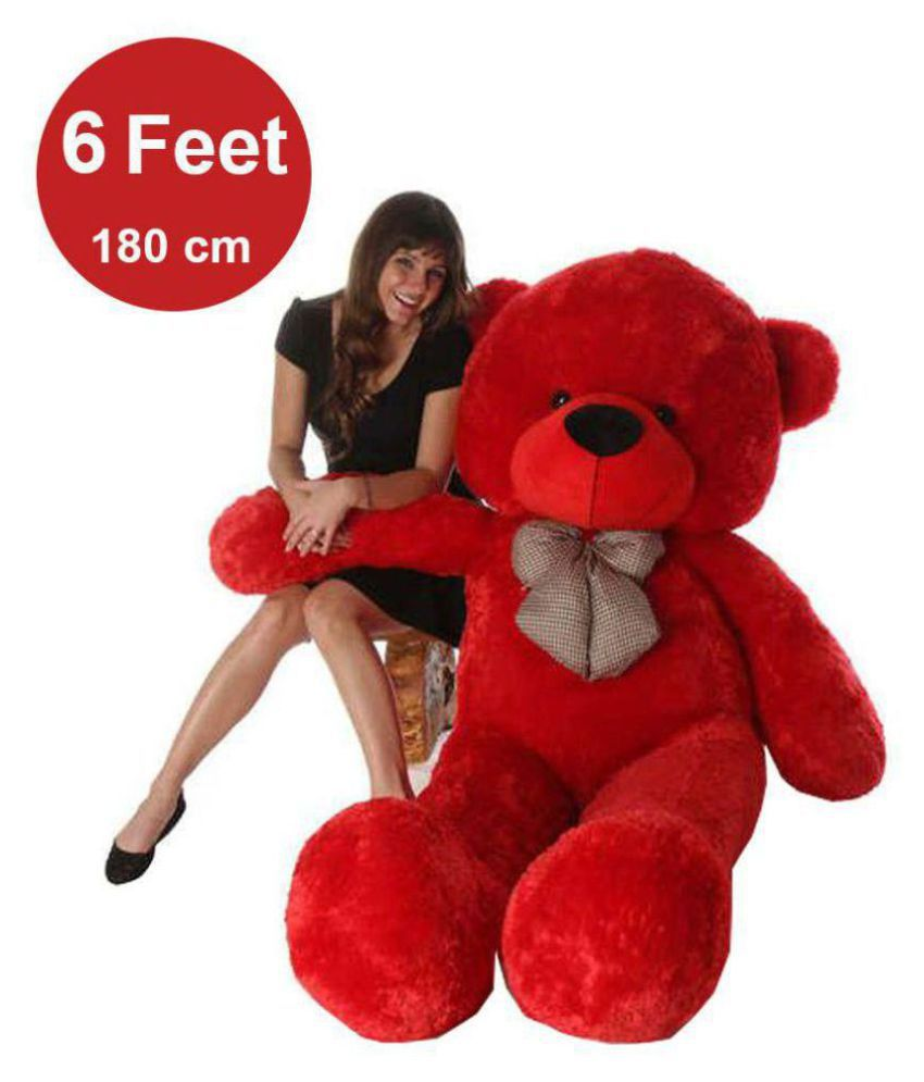6 feet teddy bear