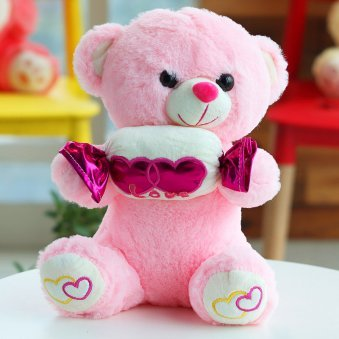 Teddy day special .