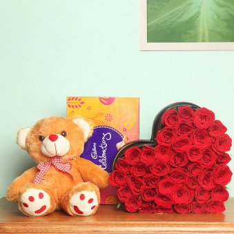 Teddy bear, Cadbury,35 R...